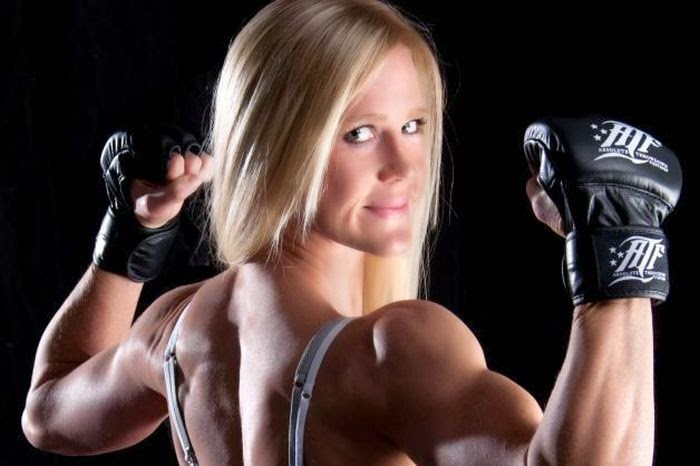 Holly Holm - women mma fighters - mma women fighters