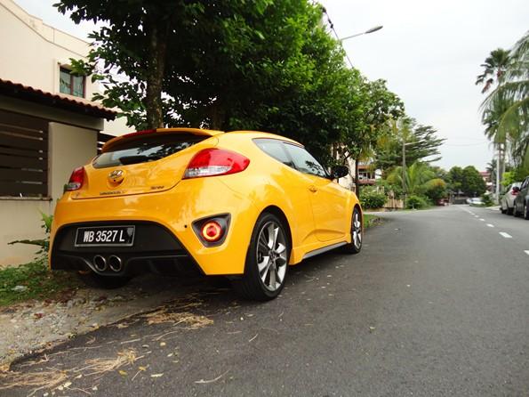 Motoring-Malaysia: Test Drive: 2015 Hyundai Veloster Turbo - Better ...