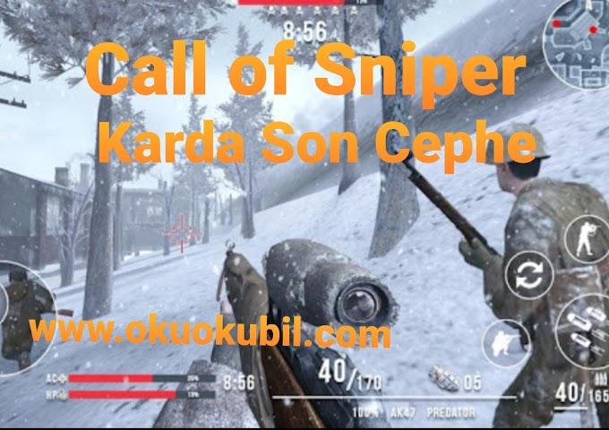 Call of Sniper WW2 Final Battleground v3.1.9 KARDA SON CEPHE Mod Apk İndir