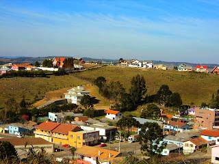 Vista do Belvedere de São Joaquim