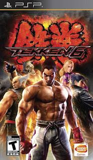 Download Tekken 6 ISO File PSP - PPSSPP Game