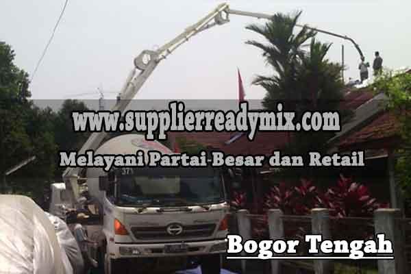 Ready Mix Bogor Tengah