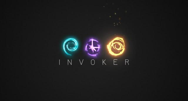 Invoker DOTA2 Wallpaper Engine