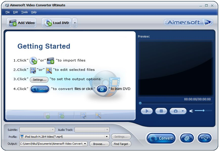 Aimersoft dvd ripper 2 7 3 4 crack