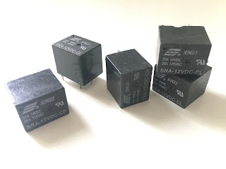 replacement relay units