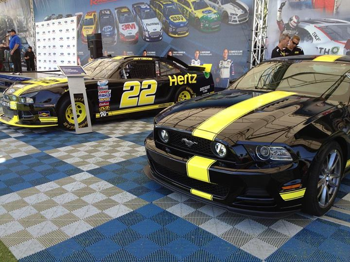 Hertz Introduces Limited-Edition Ford Mustang GT