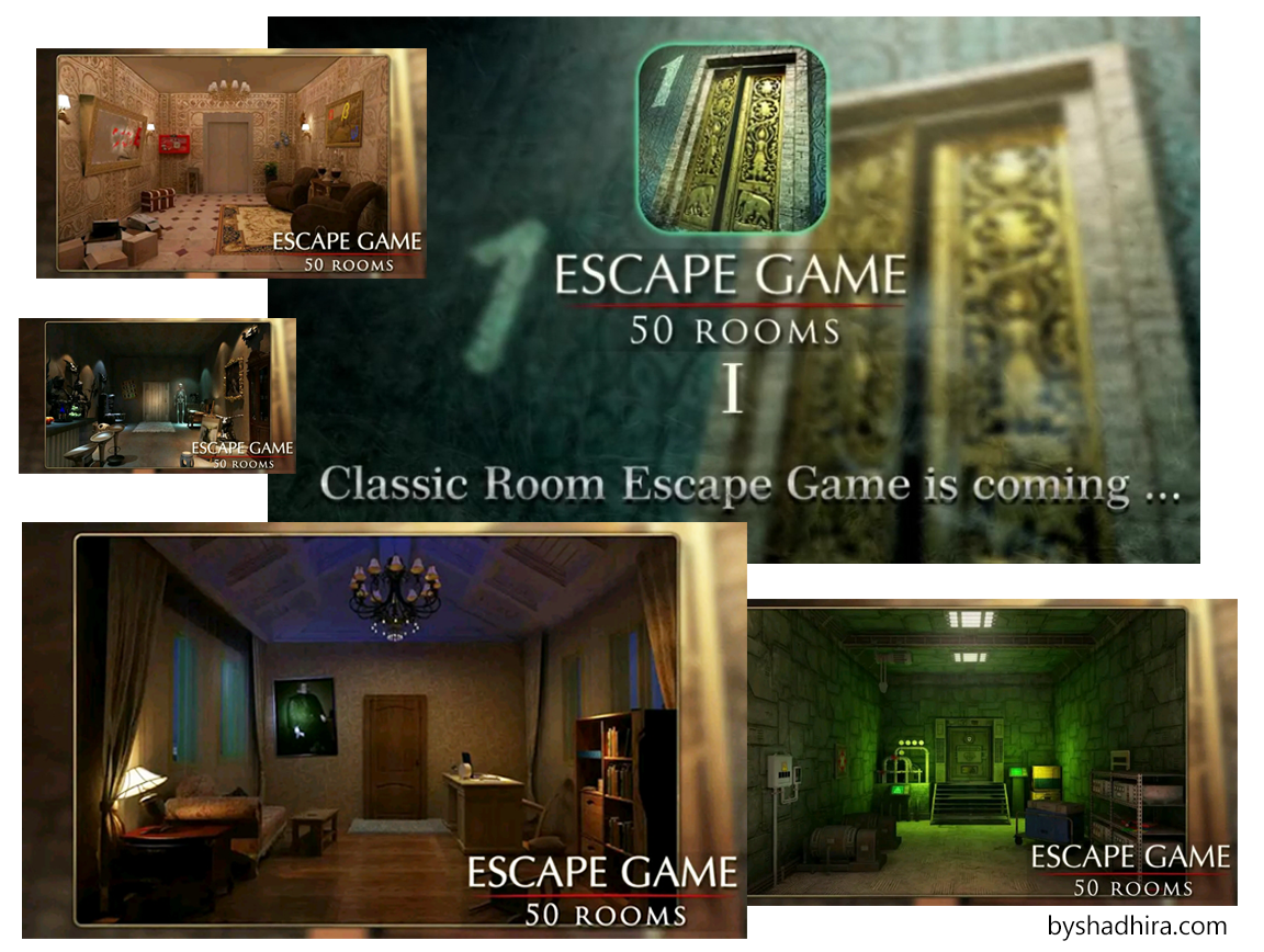 escape game 50 room