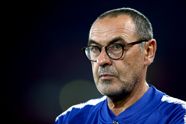 How do you think Maurizio Sarri is doing at Chelsea?