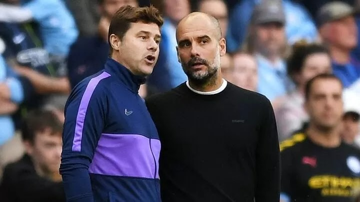 Pochettino hails Pep Guardiola as 'the best' ahead of PSG's Champions League clash
