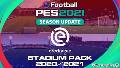 PES 2021 Eredivisie Stadium Pack 2020/2021