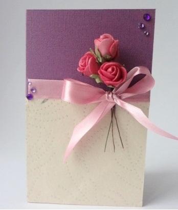 Manualidades tarjeta día de la madre