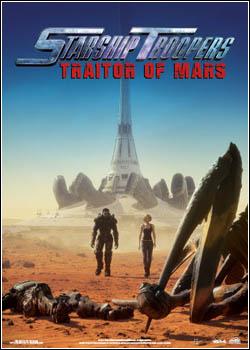baixar capa Tropas Estelares: Invasores de Marte   Dual Áudio Dublado