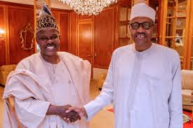 Presidency denies the allegation that Ogun state government paid N12m to  Buhari's account