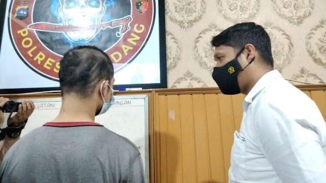 Imingi Pindah Agama, Pria Mentawai Cabuli ABG di Padang