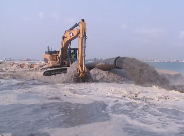 Four Chinese nationals, 16 others arrested for illegal dredging in Lagos