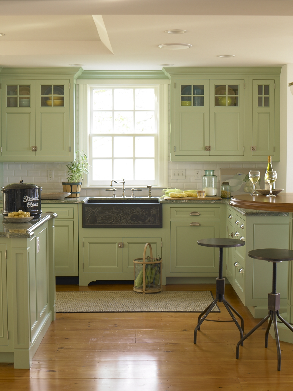 in kitchen karin lidbeck styling a summer country living feature