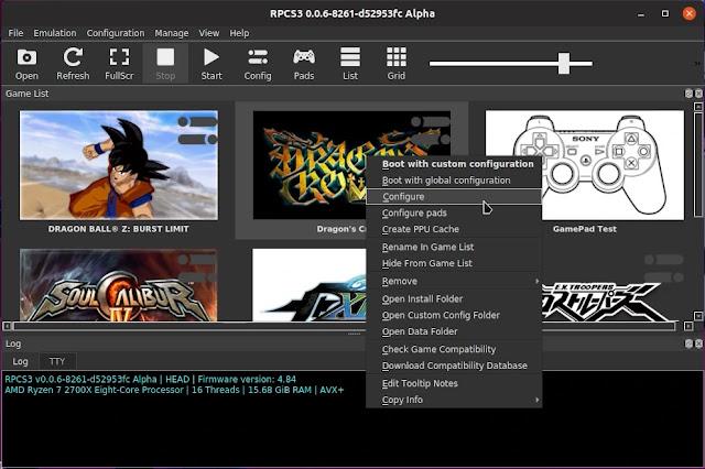 RPCS3-emulador-playstation3-sony-play3-sp3-linux-appimage-windows-games-configuração-guia-remover-jogos