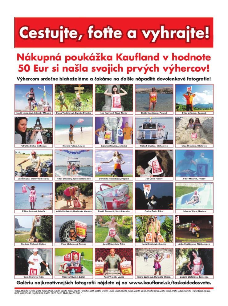 2bf0c93052e51 Najnovší leták Kaufland ceny platia od 19.7-25.7.2012