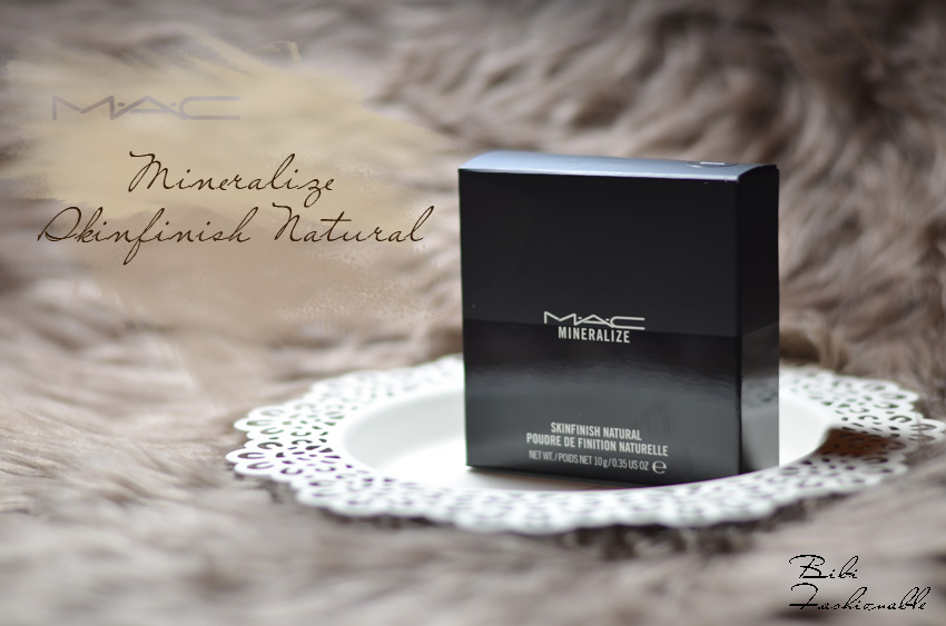 MAC Mineralize Skinfinish Natural Produktbild