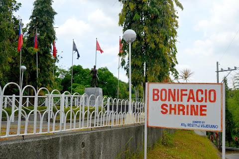 Bonifacio Shrine Indang