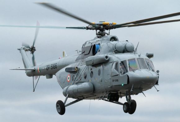 Mil Mi-8 Hip transport helicopter