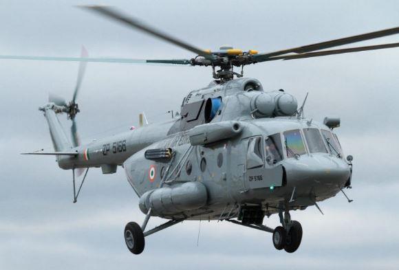 Mil Mi-8 Hip transport helicopter