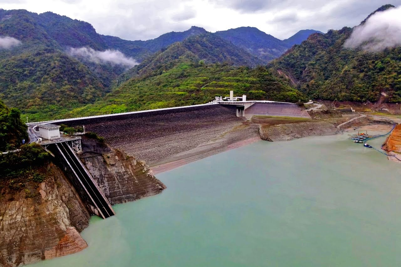 疫情下的甘霖 曾文水庫上游創今年單日最大降雨量