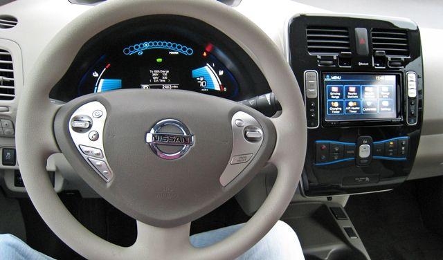 Kilómetros-Nissan-Leaf