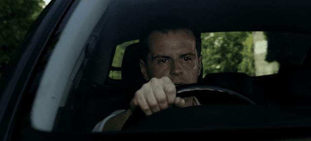 Black Mirror Saison 5 Smithereens homme voiture