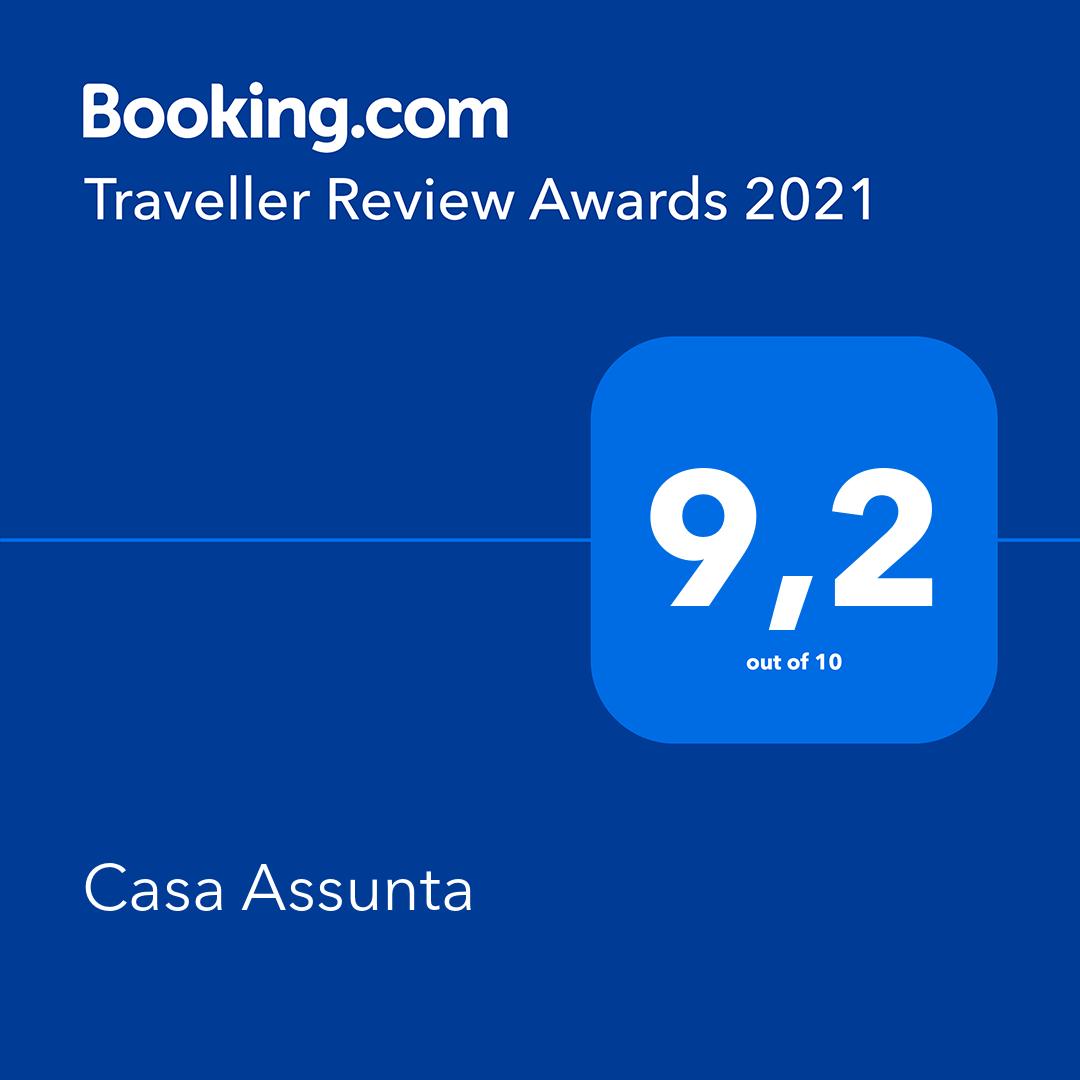 Booking Casa Assunta 2021