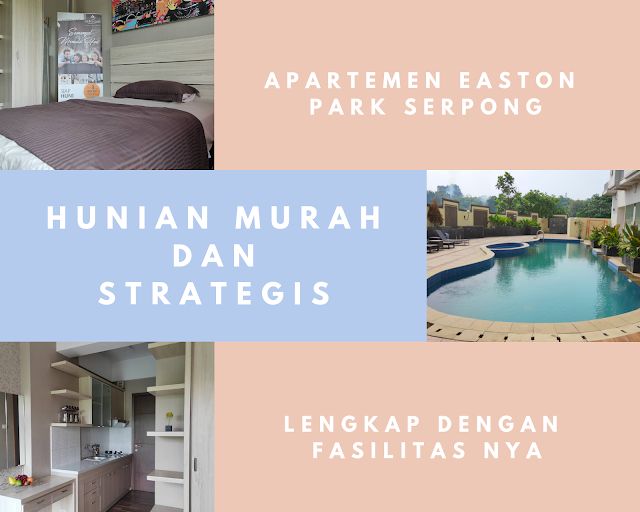 apartemen murah dan strategis