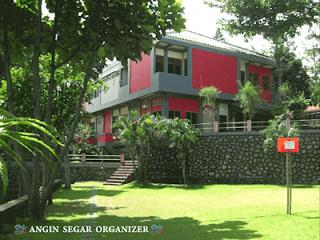 villa ratu lokasi outbound bogor