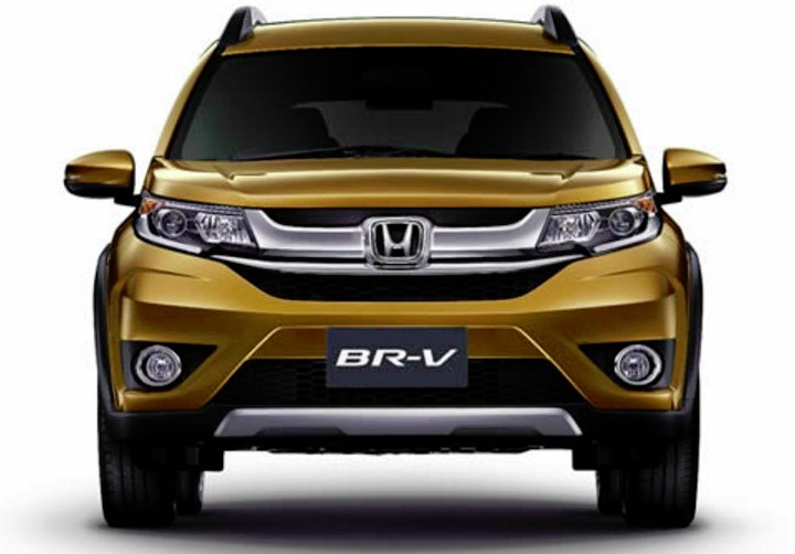 Gentle Rocking Of The Body 2017 Honda Br V 2018car Co
