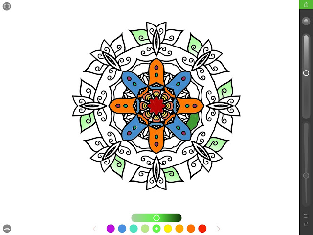 4. Coloring Book For Adults