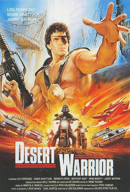 Desert Warrior (1988)