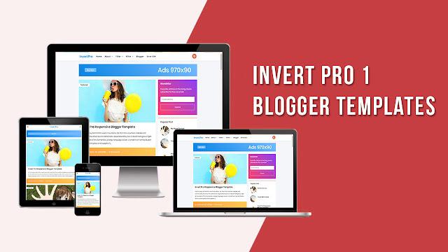 invert pro 1 templates premium