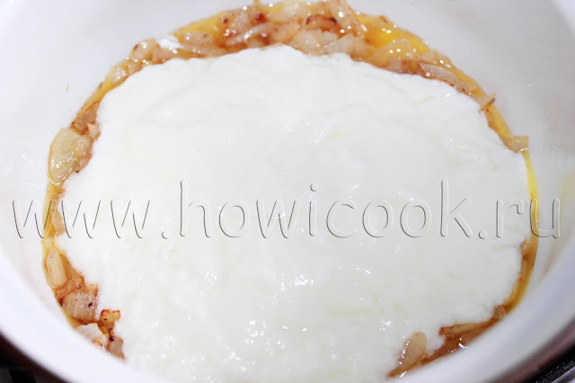 рецепт супа из мацони с пошаговыми фото