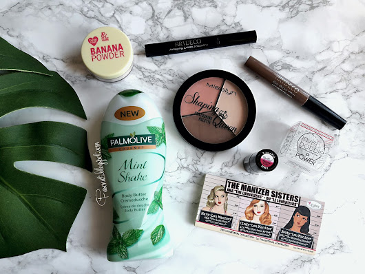 ULUBIEŃCY KWIETNIA I MAJA: PALMOLIVE, NEONAIL, THE BALM, MISSLYN, RIVAL DE LOOP, ART DECO, INVISIBOBBLE, SIMPLY STRAIGHT.