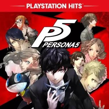 Jogo Persona 5 [PS4]