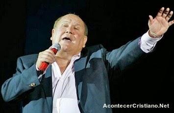 Cantante Leo Dan cristiano