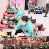 Kodam Hasanuddin Dan PMI Kumpulkan Ribuan Kantong Darah di Tengah Pandemi Covid -19