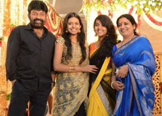 Sivani Rajasekhar Family Husband Parents children's Marriage Photos