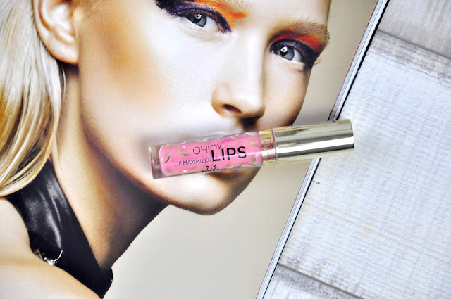 błyszczyk do ust eveline oh! my lips lip maximizer chilli