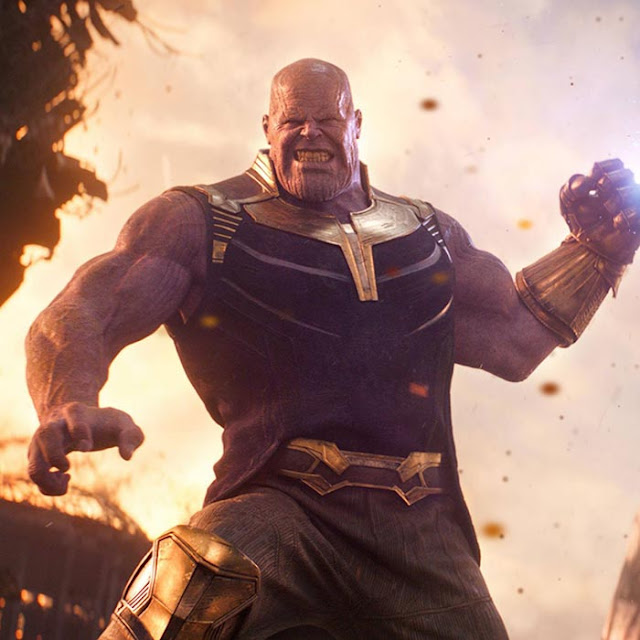 Thanos InfinityWar Wallpaper Engine