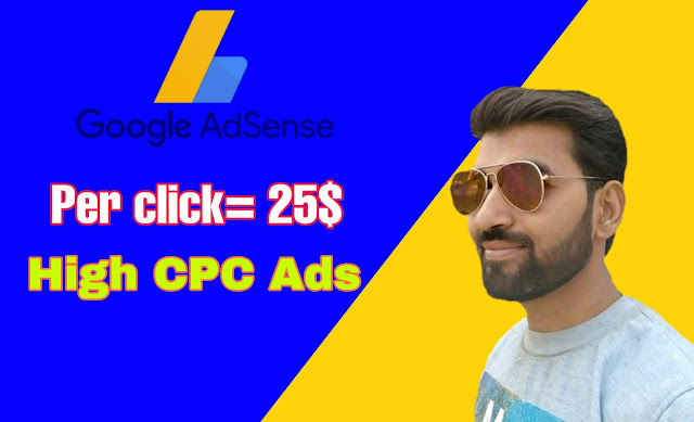 How To Get High CPC Ads in Blog