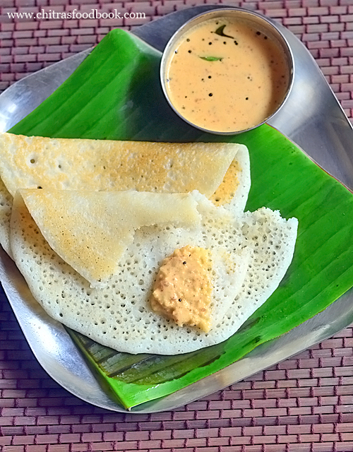 how to make soft dosa for lunch box and travel