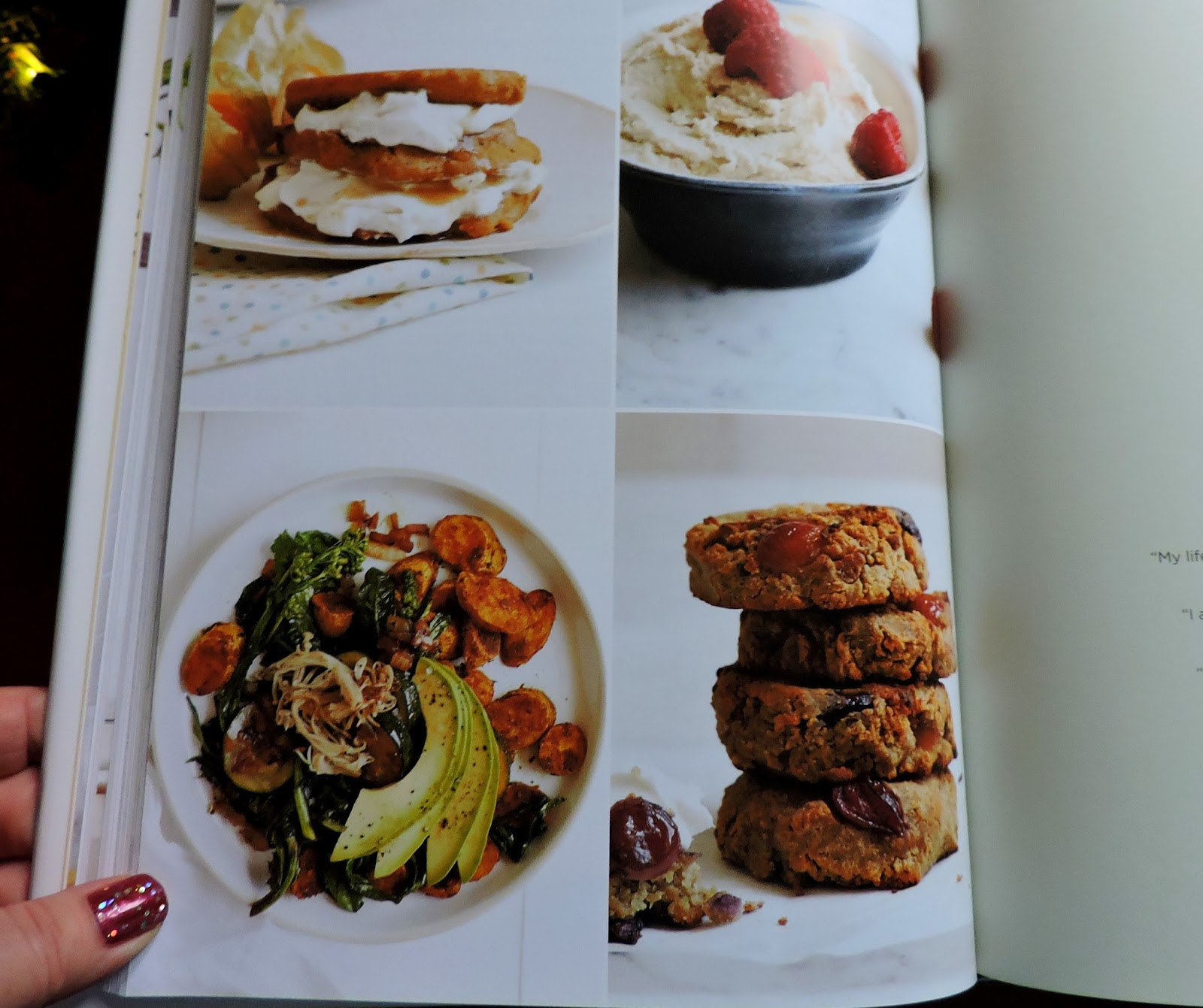 The english kitchen eat with intention recipes and meditation for reading this book is really has helping me to rethink how and what i eat it is not only filled with recipes that make my mouth water but so much more than forumfinder