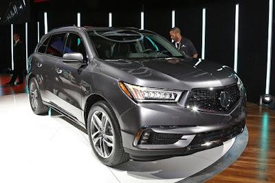 2019 Acura MDX: Date de sortie, Modifications, Hybride, Prix