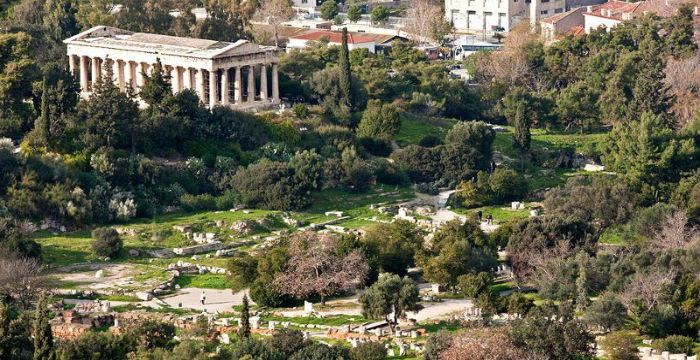 The 25 cities that influenced the history of the world - Athens to Top [Pictures]