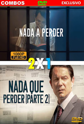 Nada A Perder COMBO DVD HD LATINO 5.1